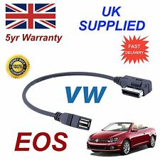 VW EOS MMI 000051446B MEMORY Stick USB Cable