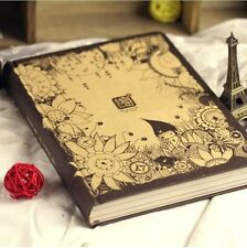 """Little Secret"" Luxury Diary Big Notebook Cute Korean Planner Journal Memo Gift"
