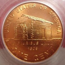 2009 Lincoln Early Childhood Bicentennial Cent Satin SP69RD 15460466 12162016
