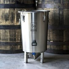 Ss Brewing Technologies 7 Gallon Brewmaster Series Brew Bucket Fermenter