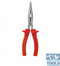 Teng Insulated 200 mm Long Nose Pliers - MBV461-8