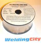 """WeldingCity ER70S-6 Mild Steel MIG Welding Wire 0.030"""" 2-lb ER70S6"""