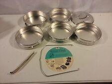 Vintage Regal Picnic Pack Handy Food Warmer 5 trays complete SPL407