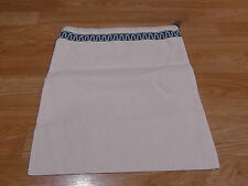 TORY BURCH Cloth Drawstring Bag for Shoes or Handbag Storage. Size 15L'' x 12W