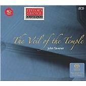 John Tavener - Veil Of The Temple [2 x Hybrid SACD] (2005) *RARE/OOP* FREEUKPOST