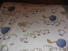 DISNEY'S BEAUTY & THE BEAST CURTAIN PANEL ONE 39 BY 84  / CHIP / DUSTER  FABRIC