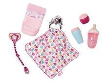 Nuevo bebé nacido Accesorio De Lujo 7 piezas Juego de Enfermería & para muñecas del bebé 3+ años
