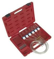 SEALEY TOOLS VS2046 CRD * Diesel Injector Flow Testing Tool Set For Common Rail