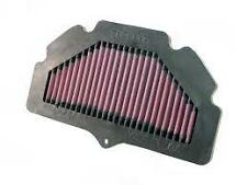 K&N AIR FILTER FOR SUZUKI GSR750 2011-2014 SU-6006