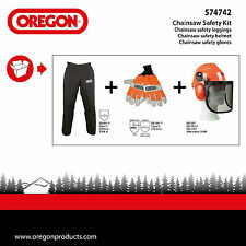 OREGON-Basic UK Type A SAFETY Chainsaw CLOTHING KIT 574742 5400182231127 *'