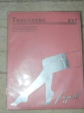 Fogal Trocadero Stockings Flanelle, Medium