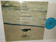 CBS 72562 Dvorak & Beethoven Quintets The Budapest String Quartet WalterTrampler