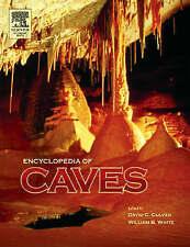 Enciclopedia De Las Cuevas por Elsevier Science Publishing Co Inc (tapa Dura, 2004)
