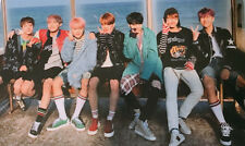 BTS Photocard WINGS You Never Walk Alone Official Group Photo card jimin suga V