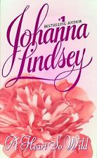 Acc, A Heart So Wild, Johanna Lindsey, 0380750848, Book