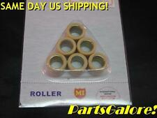 Variator Rollers Roller Weights 4g 16x13 16mm 13mm, 50 50cc GY6 DIO  E52