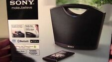 Used Sony SRS-BTM8 Bluetooth Wireless Speaker (Black) mint condition vat bill