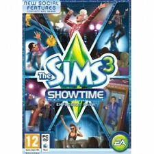 The Sims 3 ShowTime Expansion Pack Game PC & MAC Brand New