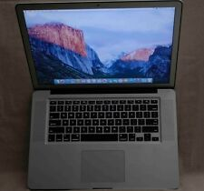 "15"" CUSTOM MINT APPLE MACBOOK PRO LAPTOP QUAD CORE I7 1TB SSD HD 16GB ANTIGLARE"