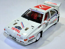 Citröen BX 4TC Gr.B Sweden Rally 1986 escala 1/18 Otto Mobile Ref.OT166