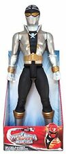 "NEW Power Rangers Super Megaforce SILVER RANGER 20"" Tall Action Figure"