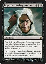 Deperimento Improvviso - Sudden Spoiling MTG MAGIC C13 Commander 2013 Ita
