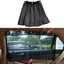 1PC Car Sun Shade Side nylon Mesh Window Curtain Foldable Sunshade UV Protection