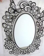 Wand Spiegel Spiegelsticker Wanddeko Wanddekoration Dekospiegel Sticker