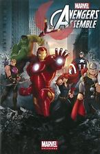 Marvel Universe Avengers Assemble Volume 1 (Marvel AdventuresMarvel Un-ExLibrary