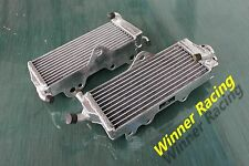 HONDA CR250R/CR 250 R 1990 1991 ALUMINUM ALLOY RADIATOR L&R High-Perf