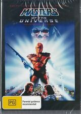 MASTERS OF THE UNIVERSE - HE-MAN - THE MOVIE - DOLPHLUNDGREN - NEW & SEALED DVD