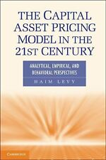 The Capital Asset Pricing Model in the 21st Century : Analytical, Empirical,...