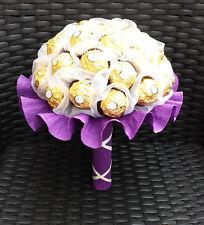 Pralinen-blumen-strauß,  Geschenk für Frauen, Geburtstag, Hochzeit,Blumenversand