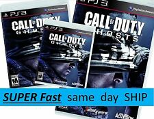 Call of Duty: Ghosts PS3 New PlayStation 3, Playstation 3 (BRAND NEW SEALED)