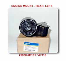 A7116 AUTO ENGINE MOUNT REAR LEFT FITS: ELANTRA 2001-2006 TIBURON 2003-2008