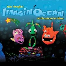 Imaginocean: Original Off-Broadway Cast Recording 2010 by Original Cas EXLIBRARY