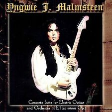 Yngwie Johann Malmsteen: Concerto Suite for Electric Guitar and Orchestra in E f