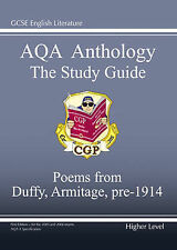 GCSE English Literature AQA Anthology: Duffy and Armitage Pre 1914: Higher...