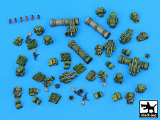 Blackdog Models 1/72 ISRAELI EQUIPMENT SET #1 Resin Set