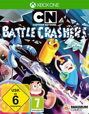 Microsoft XBOX - One XBOne Spiel * Cartoon Network Battle Crashers ***NEU*NEW*55