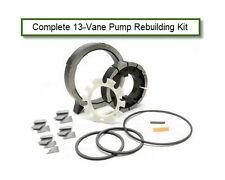 13 VANE TRANSMISSION PUMP KIT 2004R 700R4 4L60E 4L65E Slide Rotor Vanes (99901)