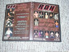 ROH Wrestling DVD Survival of the Fittest 2005 englisch WWE WCW TNA AWA GFW NWA