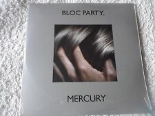 CD Bloc Party - Mercury (Single) OVP