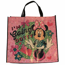 Disney Minnie Mouse Grande Riutilizzabile Borsa Spesa - Bag for Life