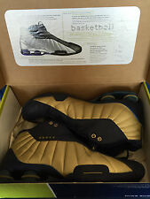 Navy GOLD Medal Nike Shox BB4 VC 9 Dream Team 2000 Sydney Olympics Vince Carter