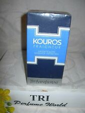 KOUROS FRAICHEUR by Yves Saint Laurent Eau de Toilette Spray 3.3 fl.oz Sealed