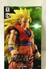 DRAGON BALL Z GOKU GOKOU SS3 SCULTURES 6 FIGURA FIGURE NUEVA NEW