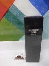 AMBRE NOIR MEN BY ADNAN B. EAU DE TOILETTE SPRAY 3.4 OZ / 100 ML NIB SEALED
