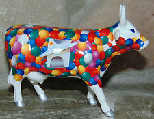Cow Parade - Gorgeous - Gumball Machine Cow - Porcelain Figurine - 2002 Westland