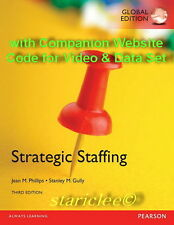 NEW 3 Days AUS Strategic Staffing 3E Stan Gully Jean Phillips 3rd Edition + Code